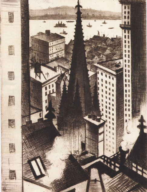 Nevinson, Christopher Richard Wynne